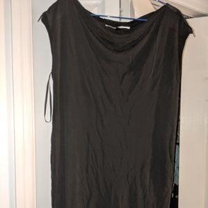 DvF Hendrix Little black Dress Size 8